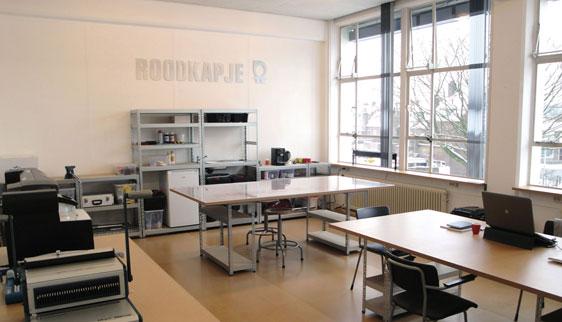 Huisstijl & beeldmerk startend architectenbureau