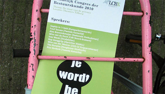 Campagne voor studenten Tilburg University